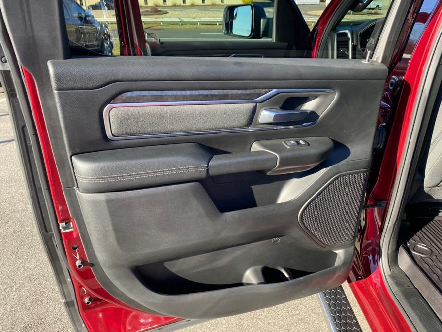 "Used Ram 1500 Big Horn 4x4 Crew Cab 5''7"" Box 2019 | Tru Auto Mall. Berlin, Connecticut"