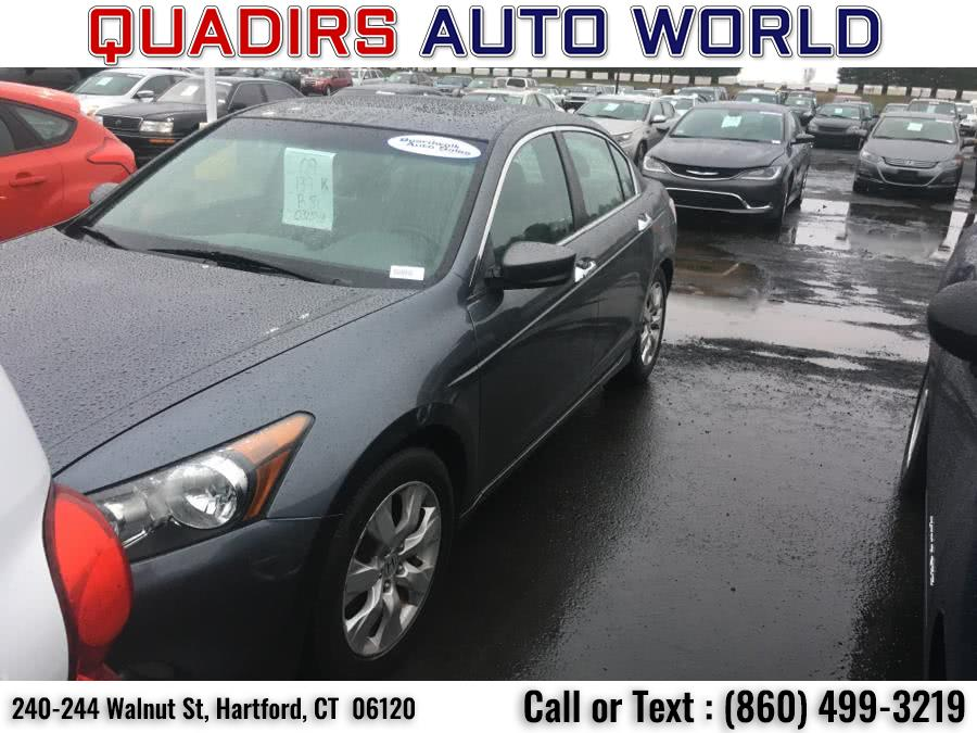 Used 2009 Honda Accord Sdn in Hartford, Connecticut | Scales Brothers Enterprises. Hartford, Connecticut