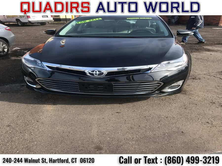Used 2013 Toyota Avalon in Hartford, Connecticut   Scales Brothers Enterprises. Hartford, Connecticut