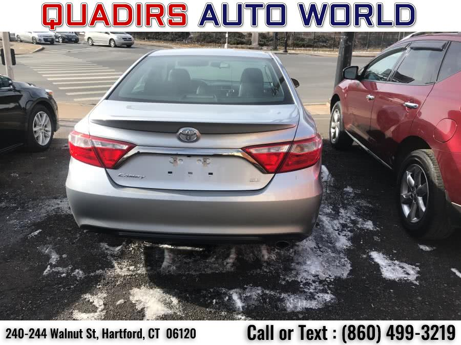 Used 2015 Toyota Camry in Hartford, Connecticut | Scales Brothers Enterprises. Hartford, Connecticut
