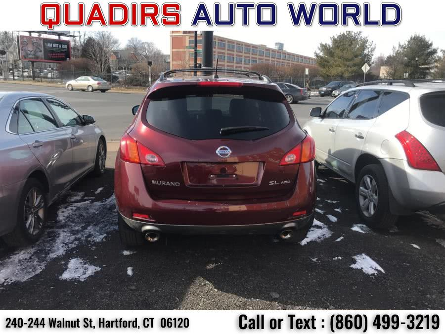 Used 2010 Nissan Murano in Hartford, Connecticut | Scales Brothers Enterprises. Hartford, Connecticut