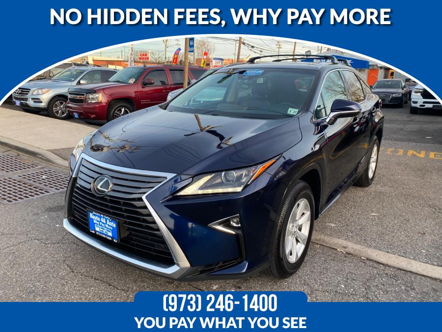 Used 2017 Lexus RX in Lodi, New Jersey | Route 46 Auto Sales Inc. Lodi, New Jersey
