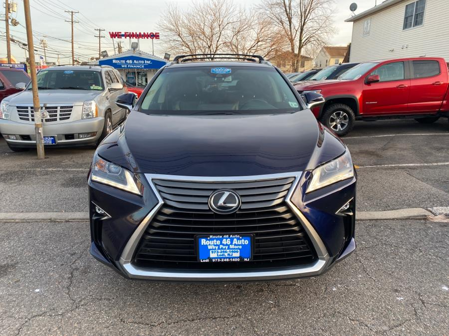 Used Lexus RX RX 350 AWD 2017 | Route 46 Auto Sales Inc. Lodi, New Jersey