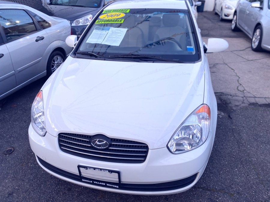Used Hyundai Accent 4dr Sdn Auto GLS 2009 | Middle Village Motors . Middle Village, New York