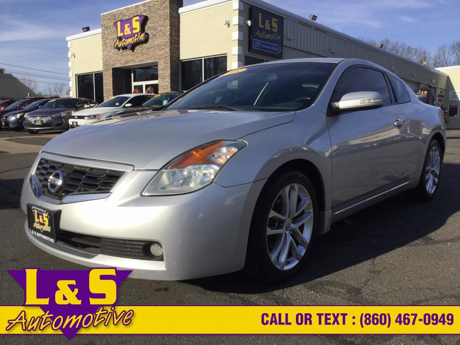 Used 2009 Nissan Altima in Plantsville, Connecticut | L&S Automotive LLC. Plantsville, Connecticut