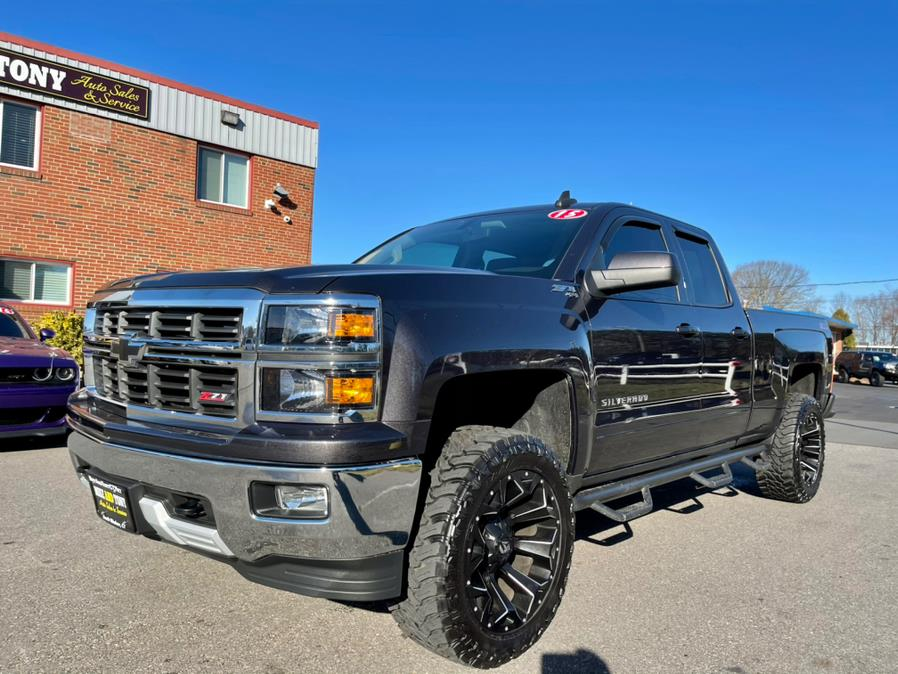 Used 2015 Chevrolet Silverado 1500 in South Windsor, Connecticut | Mike And Tony Auto Sales, Inc. South Windsor, Connecticut