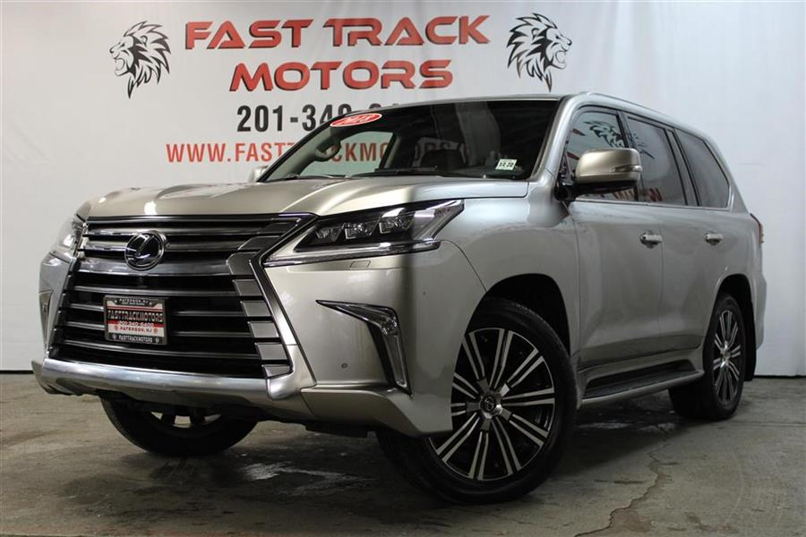 Used 2018 Lexus Lx in Paterson, New Jersey | Fast Track Motors. Paterson, New Jersey