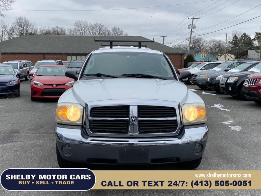 "Used Dodge Dakota 2dr Club Cab 131"" WB SLT 2005   Shelby Motor Cars . Springfield, Massachusetts"