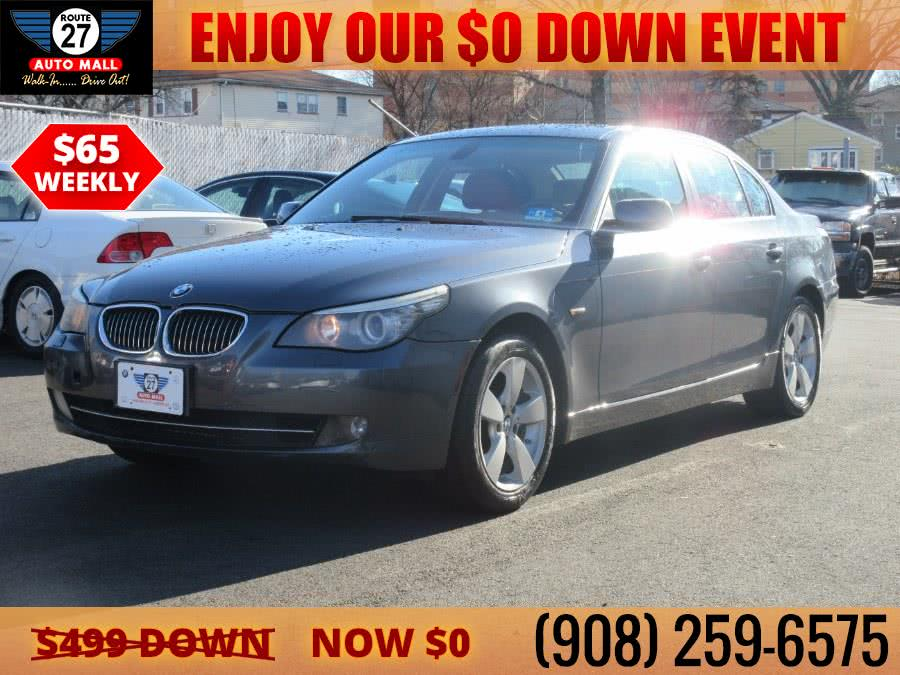 Used 2008 BMW 5 Series in Linden, New Jersey | Route 27 Auto Mall. Linden, New Jersey