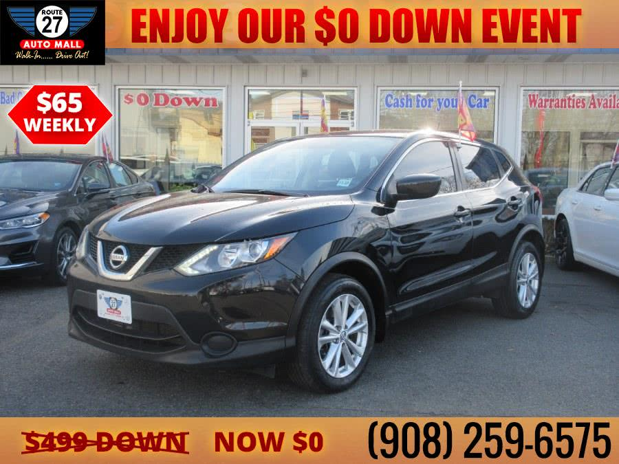 Used 2017 Nissan Rogue Sport in Linden, New Jersey | Route 27 Auto Mall. Linden, New Jersey