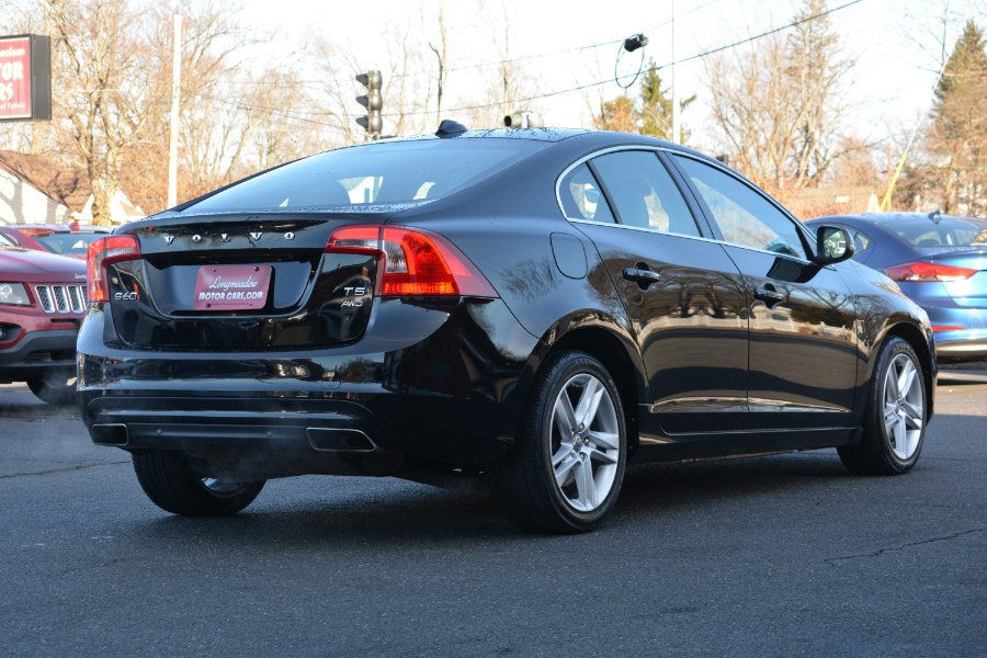 Used Volvo S60 2015.5 4dr Sdn T5 Platinum AWD 2015 | Longmeadow Motor Cars. ENFIELD, Connecticut
