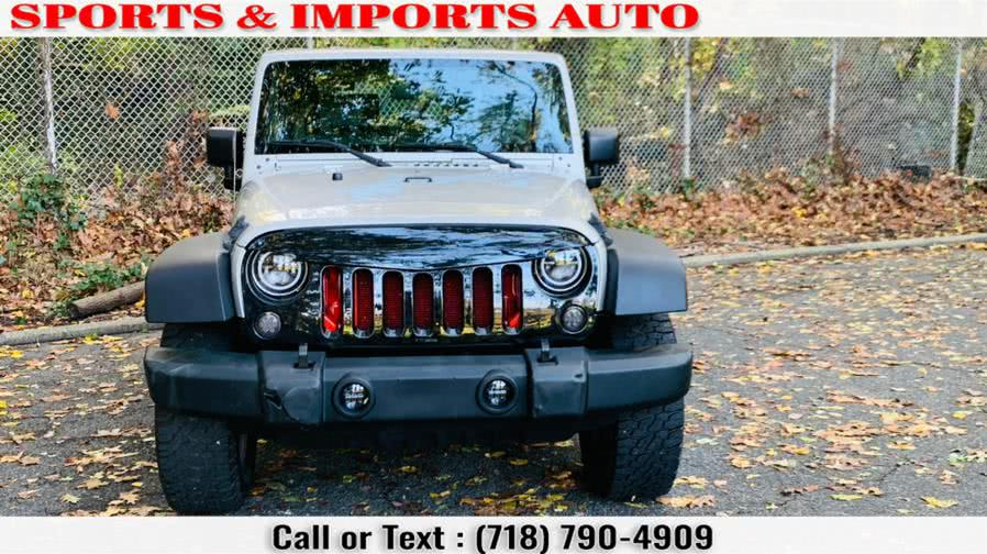 Used 2007 Jeep Wrangler in Brooklyn, New York | Sports & Imports Auto Inc. Brooklyn, New York