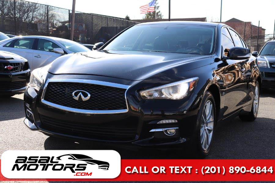Used Infiniti Q50 4dr Sdn Premium AWD 2015 | Asal Motors. East Rutherford, New Jersey