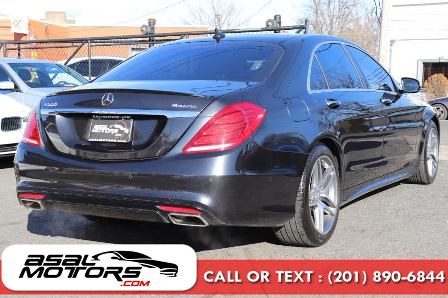 Used Mercedes-Benz S-Class 4dr Sdn S550 4MATIC 2015 | Asal Motors. East Rutherford, New Jersey