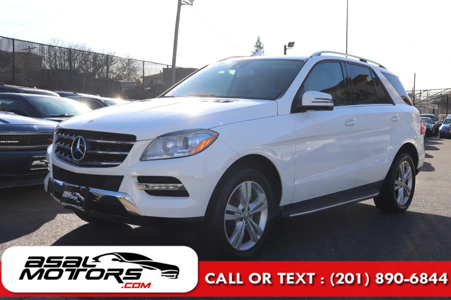 Used Mercedes-Benz M-Class 4MATIC 4dr ML350 2014 | Asal Motors. East Rutherford, New Jersey