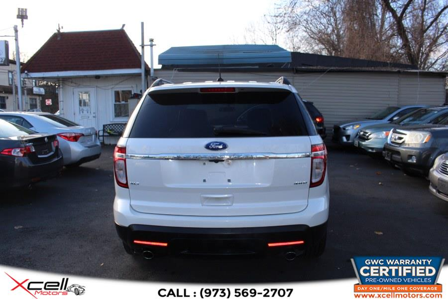 Used Ford Explorer 4WD XLT 4WD 4dr XLT 2011 | Xcell Motors LLC. Paterson, New Jersey