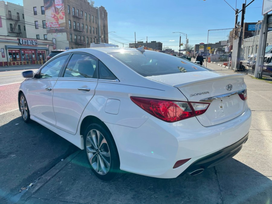Used Hyundai Sonata 4dr Sdn 2.4L Auto SE 2014 | Wide World Inc. Brooklyn, New York