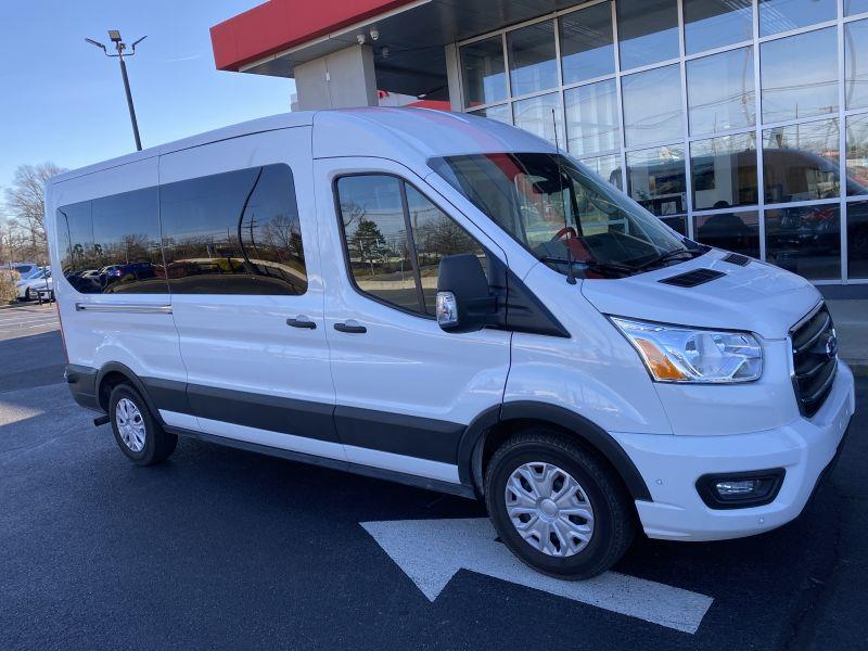 Used 2020 Ford Transit Passenger Wagon in Maple Shade, New Jersey | Car Revolution. Maple Shade, New Jersey