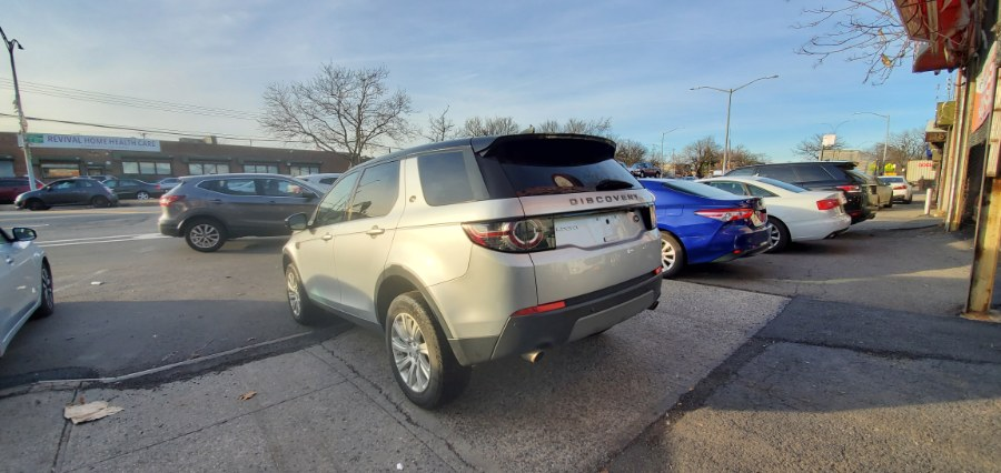 Used Land Rover Discovery Sport SE 4WD 2017 | Rubber Bros Auto World. Brooklyn, New York