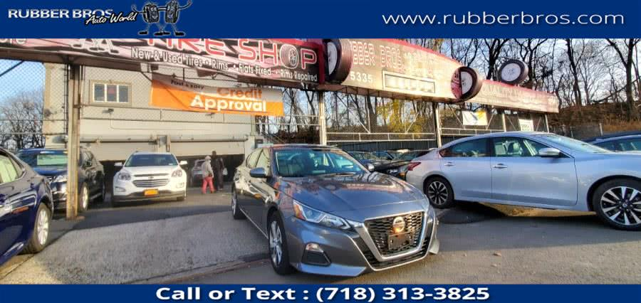 Used 2019 Nissan Altima in Brooklyn, New York | Rubber Bros Auto World. Brooklyn, New York