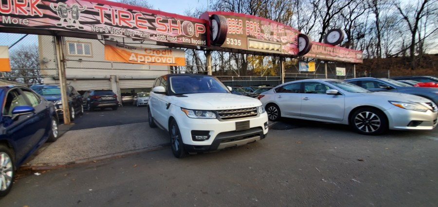 Used Land Rover Range Rover Sport 4WD 4dr V6 Diesel SE 2016 | Rubber Bros Auto World. Brooklyn, New York