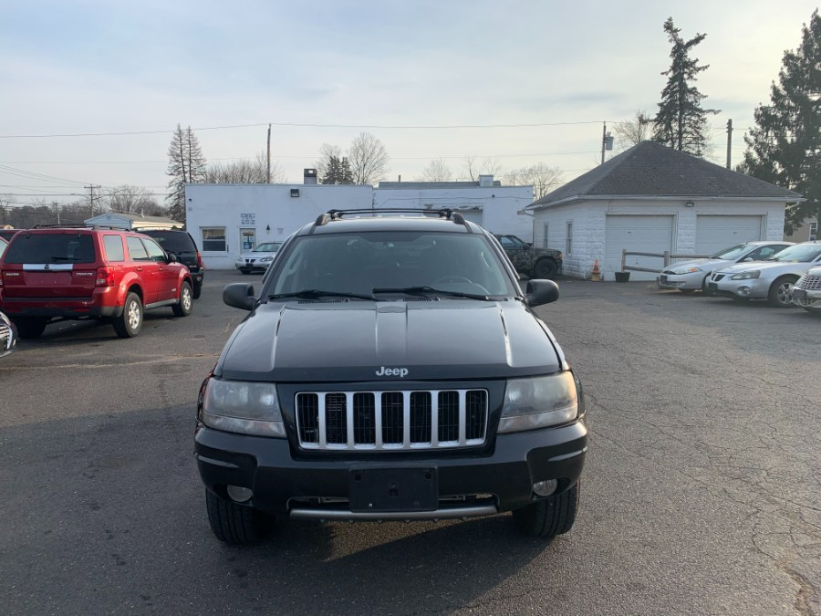 Used Jeep Grand Cherokee 4dr Laredo 4WD 2004 | CT Car Co LLC. East Windsor, Connecticut