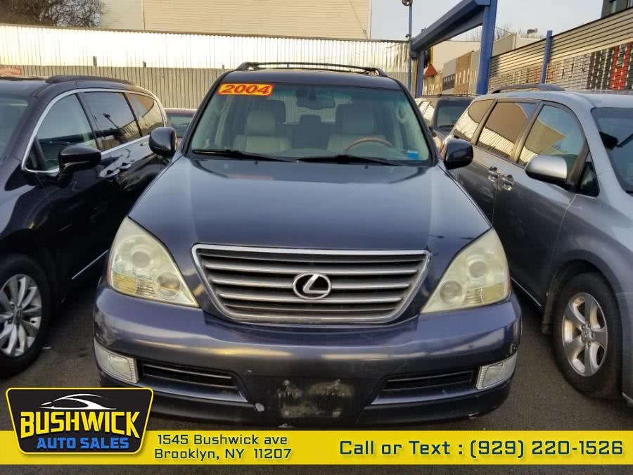 Used 2004 Lexus GX 470 in Brooklyn, New York | Bushwick Auto Sales LLC. Brooklyn, New York