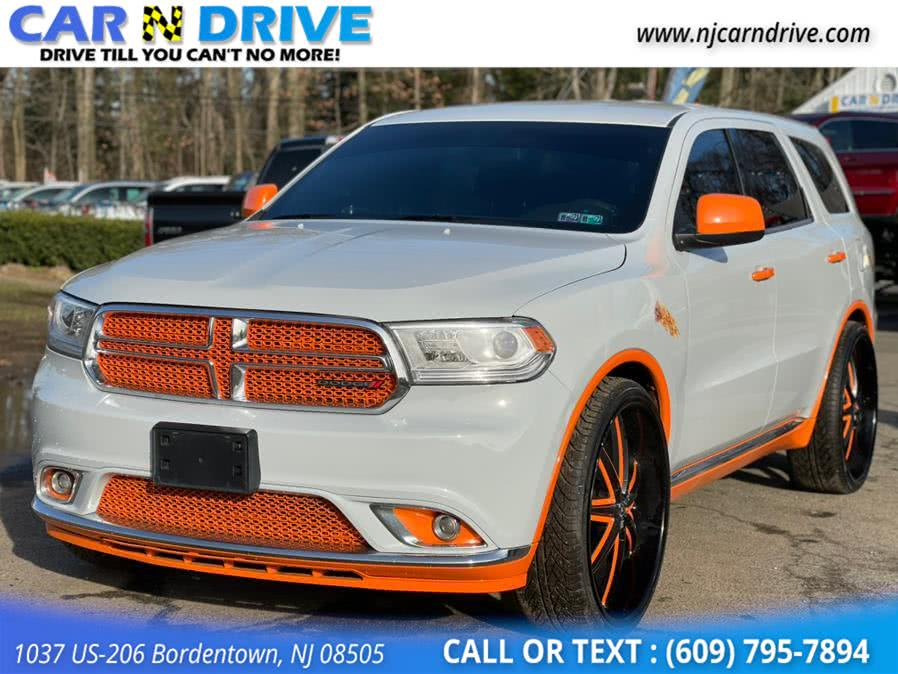 Used Dodge Durango SXT AWD 2014 | Car N Drive. Bordentown, New Jersey
