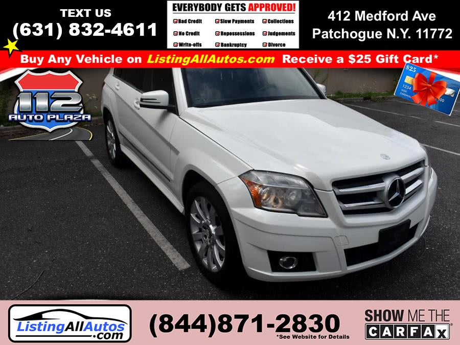 Used 2012 Mercedes-benz Glk-class in Patchogue, New York | www.ListingAllAutos.com. Patchogue, New York