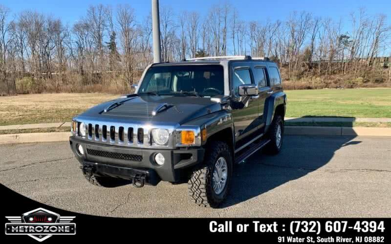 Used HUMMER H3 4WD 4dr SUV H3X 2009 | Metrozone Motor Group. South River, New Jersey