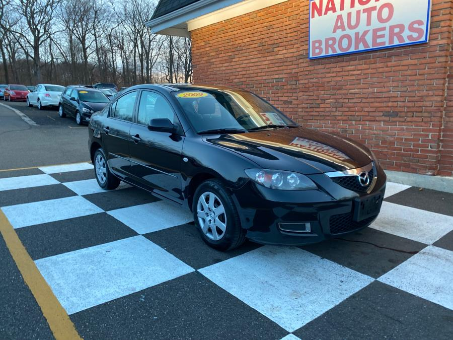 Used Mazda Mazda3 4dr Sdn Auto i Sport 2009 | National Auto Brokers, Inc.. Waterbury, Connecticut
