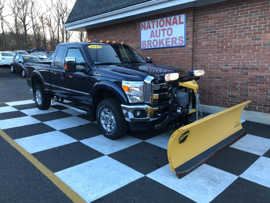 Used 2014 Ford Super Duty F-250 SRW in Waterbury, Connecticut | National Auto Brokers, Inc.. Waterbury, Connecticut
