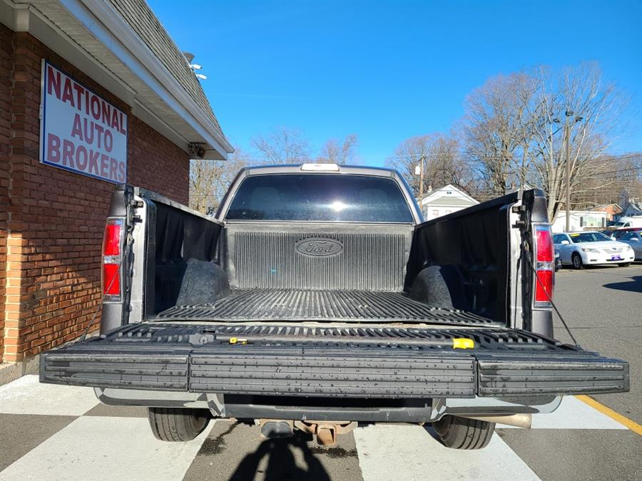 Used Ford F-150 4WD SuperCab XL 2013 | National Auto Brokers, Inc.. Waterbury, Connecticut