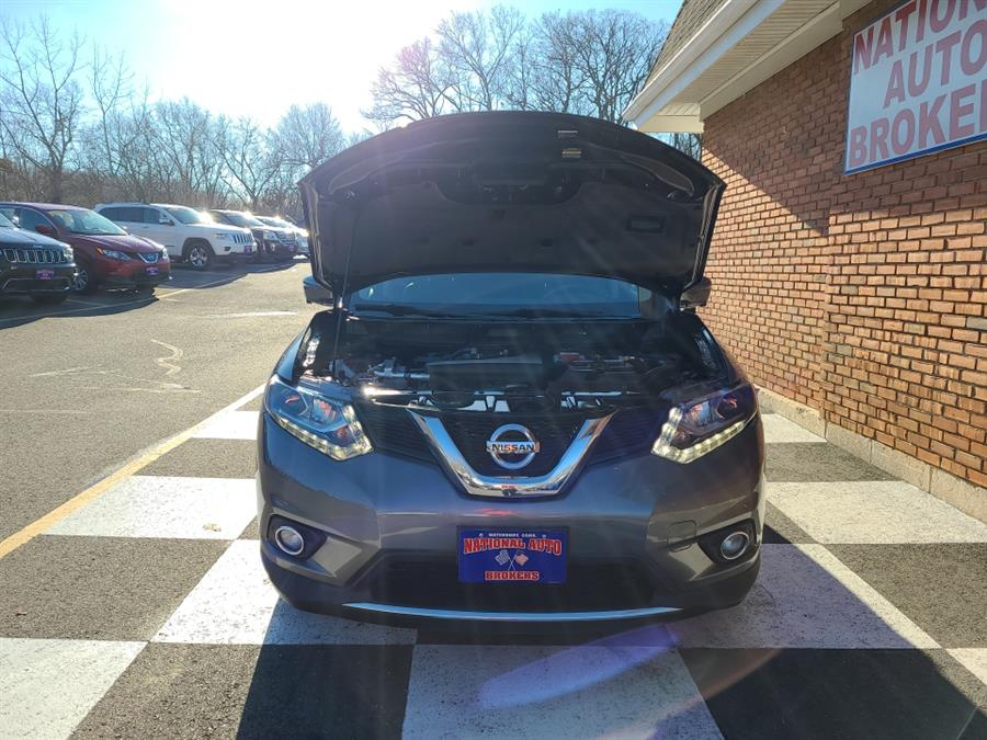Used Nissan Rogue AWD 4dr SL 2016 | National Auto Brokers, Inc.. Waterbury, Connecticut