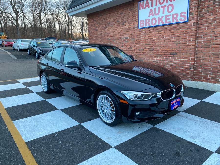 Used 2014 BMW 3 Series in Waterbury, Connecticut | National Auto Brokers, Inc.. Waterbury, Connecticut
