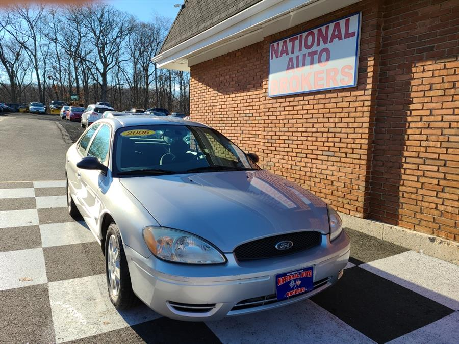 Used 2006 Ford Taurus in Waterbury, Connecticut | National Auto Brokers, Inc.. Waterbury, Connecticut