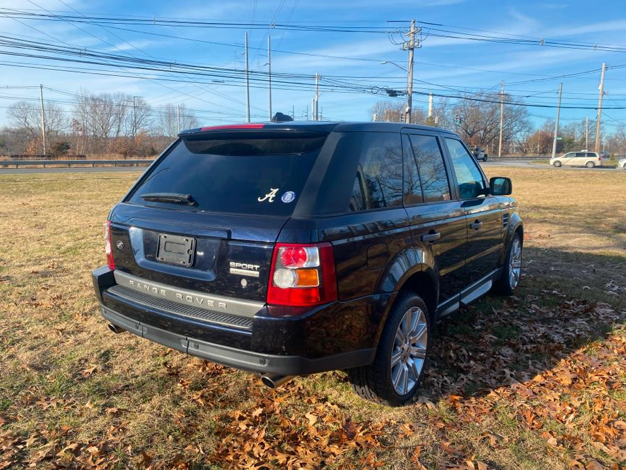 Used Land Rover Range Rover Sport 4WD 4dr SC 2008 | Vertucci Automotive Inc. Wallingford, Connecticut