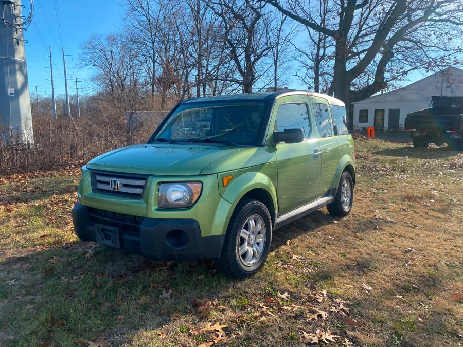 Used Honda Element 4WD 5dr Man EX 2008 | Vertucci Automotive Inc. Wallingford, Connecticut