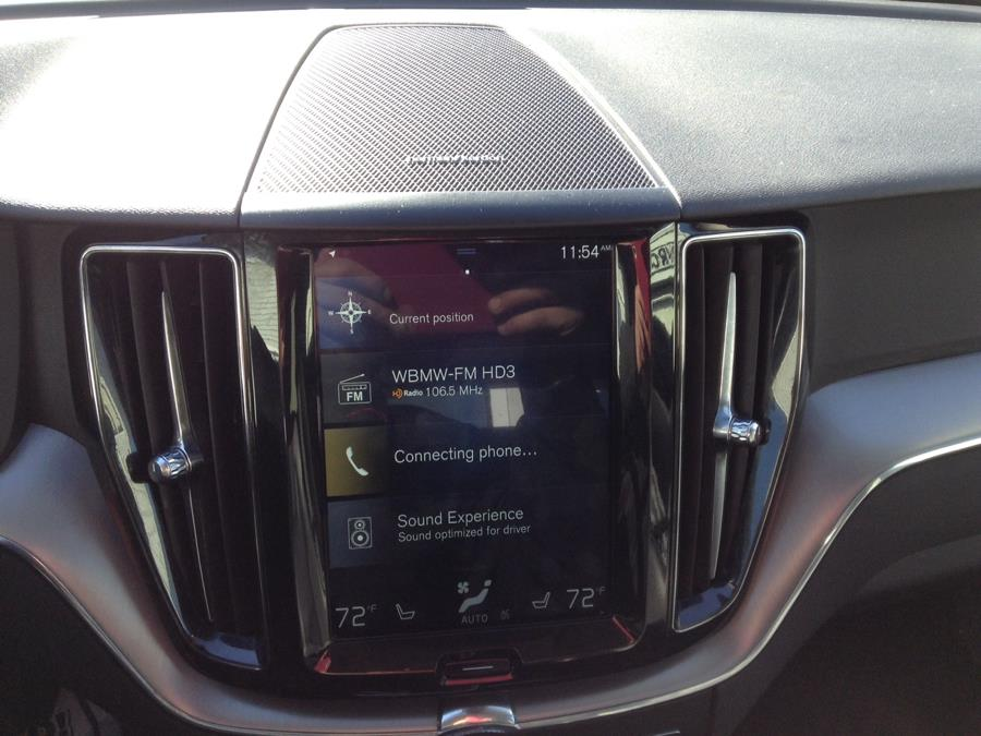Used Volvo XC60 T5 AWD Momentum 2019 | Eurocars Plus. Groton, Connecticut