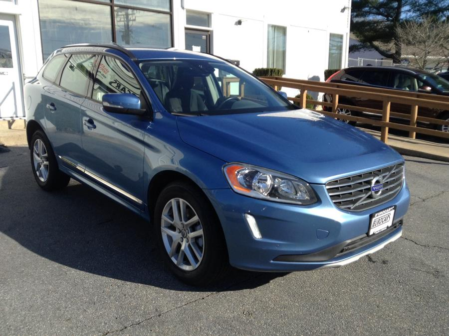 Used Volvo XC60 T5 FWD 2017 | Eurocars Plus. Groton, Connecticut