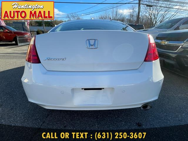 Used Honda Accord Cpe 2dr I4 Auto EX-L 2010 | Huntington Auto Mall. Huntington Station, New York
