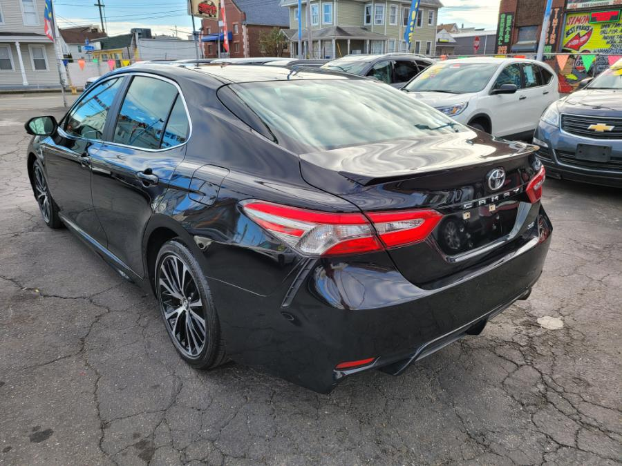 Used Toyota Camry SE 2018 | Affordable Motors Inc. Bridgeport, Connecticut