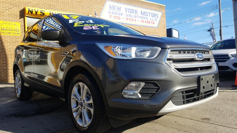 Used Ford Escape SE 4WD 2017 | New York Motors Group Solutions LLC. Bronx, New York