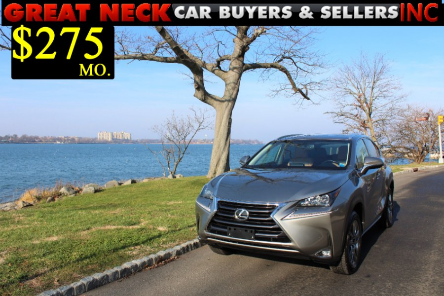 Used 2016 Lexus NX 200t in Great Neck, New York