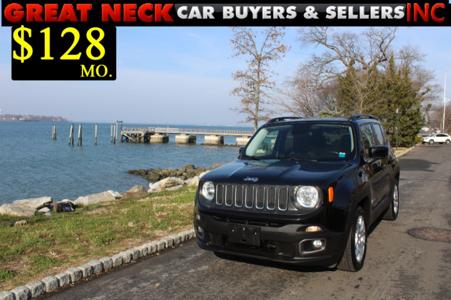 Used 2015 Jeep Renegade in Great Neck, New York