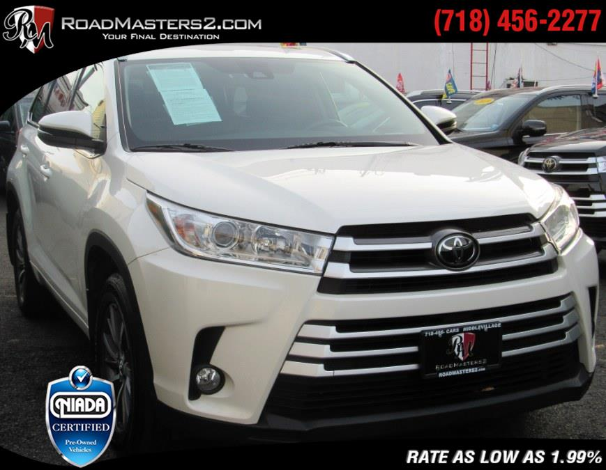Used 2018 Toyota Highlander in Middle Village, New York | Road Masters II INC. Middle Village, New York