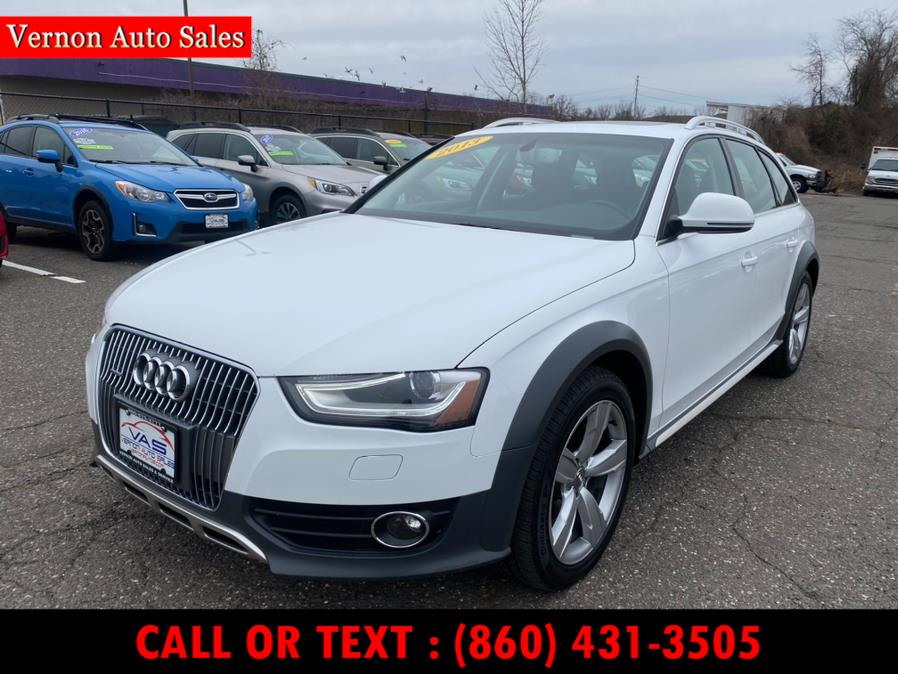 Used 2013 Audi allroad in Manchester, Connecticut | Vernon Auto Sale & Service. Manchester, Connecticut