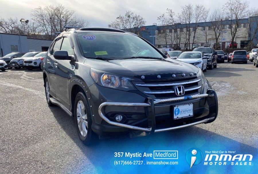 Used Honda CR-V AWD 5dr EX-L 2013 | Inman Motors Sales. Medford, Massachusetts
