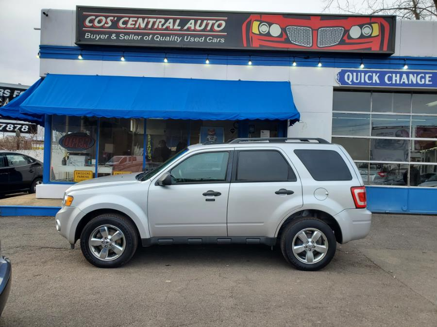 Used Ford Escape 4WD 4dr XLT 2011 | Cos Central Auto. Meriden, Connecticut