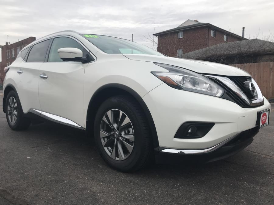 Used Nissan Murano SL AWD 4dr 2015 | Lex Autos LLC. Hartford, Connecticut